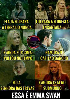 Thats my girl Once Upon A Time, Ouat Cast, I Series, Captain Swan, Greys Anatomy, Haha, Tv Shows, Killian Jones, Emma Swan