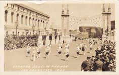RP, Diamond Jubilee Parade, San Francisco, California, 1925