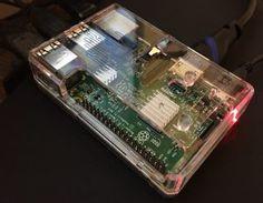 Mes premiers projets réussis avec mon Raspberry Pi 3 modèle B (d'autres en test à venir !)