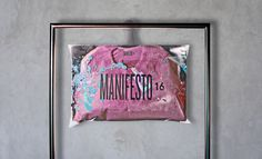 """Check out this @Behance project: """"MANIFESTO 16"""" https://www.behance.net/gallery/38536531/MANIFESTO-16"""