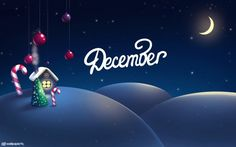 December The Christmas Month