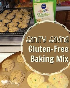 Next time you need a quick dessert, you will be happy you stocked up on Pillsbury Gluten Free baking mixes. Perfect for spring cook-outs, family parties, or the school bake sale, the Pillsbury Gluten Free products are a thoughtful solution when you are not sure if your guests have gluten sensitivities. #ad