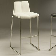 "Impacterra Daqo 25.75"" Bar Stool with Cushion 