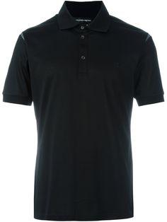 58148117 ALEXANDER MCQUEEN Embroidered Logo Polo Shirt. #alexandermcqueen #cloth # shirt