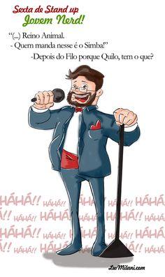 Jovem Nerd Stand Up Comedy
