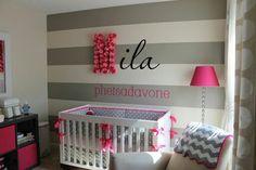 lindo cuarto de bebe
