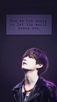 #V #Taehyung #BTS #wallpaper #quotes