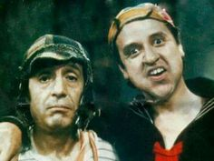 Chaves e Quico Ramon Valdes, Mexico Style, Tattoo Project, Mexicans, Classic Series, Comic Movies, Michael Myers, Black Power, Pink Floyd