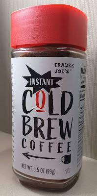 What's Good at Trader Joe's?: Trader Joe's Instant Cold Brew Coffee Coffee Shop, Coffee Cups, Nitro Cold Brew, Steaming Cup, Cuppa Joe, Recipe For Success, Instant Coffee, Trader Joe's, Great Coffee