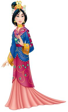 Princess Mulan | Princess Mulan