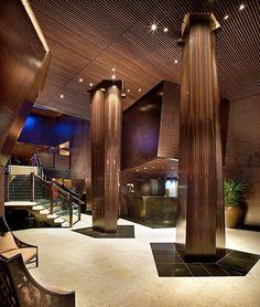 Otel lobisi dekorasyonlar, otel lobisi mobilyalar. Spa InteriorInterior  ColumnsInterior ArchitectureInterior DesignLuxury ...