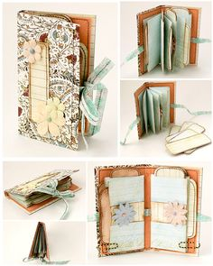 Pocket book tutorial.