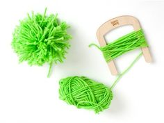 Pom-Pom Winder - Tools - DIY Materials | Kids Crafts & Activities for Children | Kiwi Crate $6.95