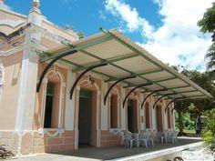 Bananeiras, Paraíba, Brasil - antiga estação ferroviária
