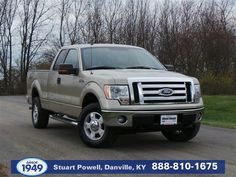 2009 Ford F-150 at Stuart Powell in Danville Kentucky!