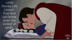 Snow White Little Disney Life Lesson