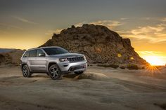 2017 Jeep Grand Cherokee HD Images