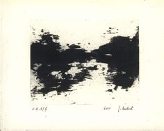 Etching - Jean Aubert