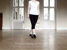 ♥♥♥Irish dance: how to do drums