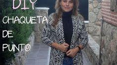 chaquetas de ganchillo para mujer - YouTube