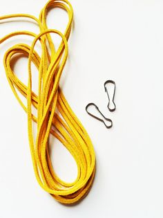 Leather cord #bracelet #DIY