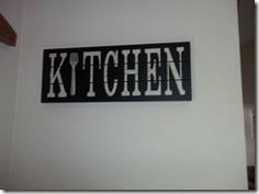 My Primitive Décor-Kitchen    I found this at Kohl's. It was half off so I got it for around $15. I love it!    http://blushingbeebyme.blogspot.com/2013/03/my-primitive-decor-kitchen.html