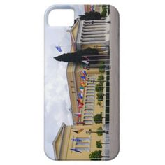 Zappeion – Athens iPhone 5 Cover