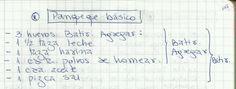 PANQUEQUE BÁSICO   #NEUTRO #MASAS #MASITA #HARINA