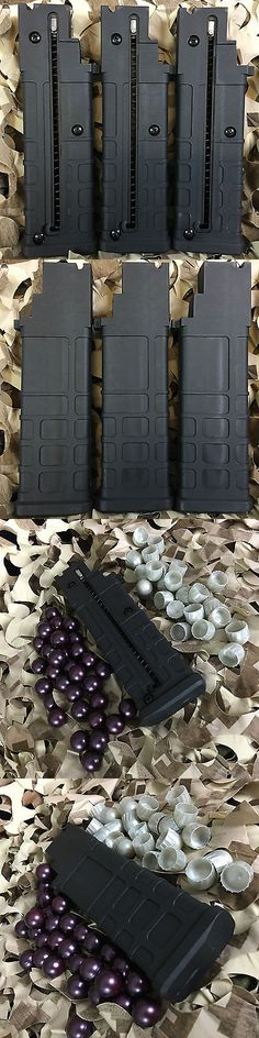 Other Marker Parts and Accs 36285: New Kingman Spyder Mr5 Mr6 Hammer 7 - .68 Cal And First Strike Magazine - 3 Pack -> BUY IT NOW ONLY: $57.95 on eBay!