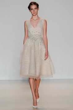 Lela Rose   Fall 2014 Ready-to-Wear Collection   Style.com