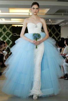 Primavara lui 2013 se anunta cu cinci tendinte non-conformiste in materie de rochii de mireasa. Esti pregatita sa le aflii
