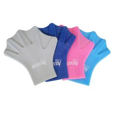 E1079 100% Silicone Full finger Diving Webbed Gloves Swim Trainer Hand Paddles flippers wholesale Hot sale Sale Only For US $8.99 on the link Sale Sale, Paddles, Snorkeling, Diving, Trainers, Finger, Aqua, Gloves, Swimming