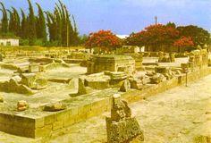 Jericho-أريحا: Ruins of Hisham bin AbdulMalek Palace B