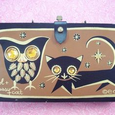 """Enid Collins """"Owl and Pussycat"""""""