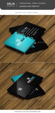 Creative Business Card Design Template #design Download: http://graphicriver.net/item/creative-business-card-design-/9183125?ref=ksioks