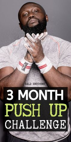 90 Day push up challenge for all men to get fitter and stronger! Push ups should be part of every man's daily routine. try out this push up challenge and get stronger! Home Workout Men, Workout Routine For Men, Everyday Workout, Gym Workout Tips, Fun Workouts, Workout Plans, Cardio Challenge, Push Up Challenge, Calisthenics Workout