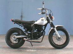 YAMAHA TW 200 cc