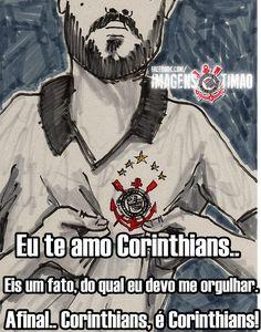 #timão amor eterno <3