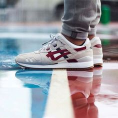 "Packer shoes x Asics Gel Lyte III ""Game, Set, Match"""