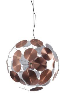 Plentywork pendant lamp Copper