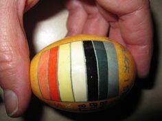 Dye color chart for pysanky Jodi Henninger