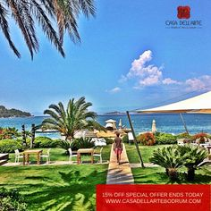 Special Offer ends todays, 31 March:15% off your suite stay!