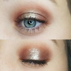 UD Naked Heat Palette shades: chaser (all over lid), low blowand cayenne (crease) en fuego and ashes (outer/inner corners) Stila Magnificent Metals in smoky storm