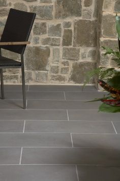 Can do vinyl tile on top of concrete lanai for decorative for Lanai flooring options
