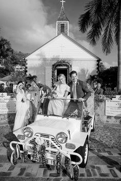 Vogue Wedding l Bride and Groom