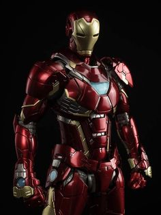 www.pointnet.com.hk - 千值練 Re:Iron Man 09 New Century Iron Man Toysoul 2016會場優先發售!!