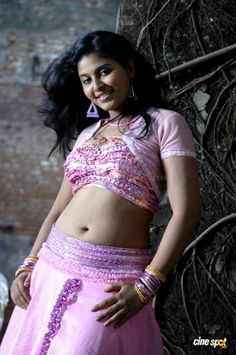 Anjali hot navel image