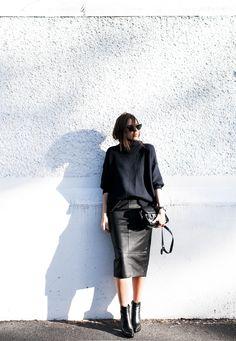 knit + leather. Brisbane.