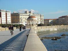 Terrazza Mascagni Livorno, Italy