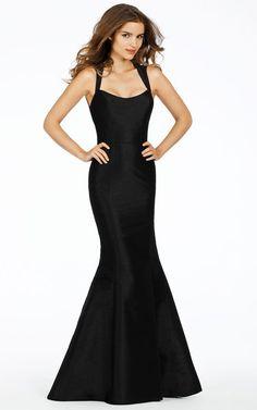 Satin Sleeveless A-line Floor-length Natural Bridesmaid Dresses